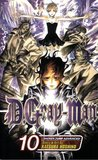 D.Gray-man, Vol. 10: Noah's Memory (D.Gray-man, #10)