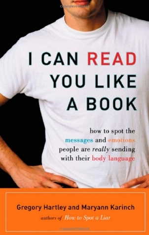 I Can Read You Like a Book by Gregory Hartley