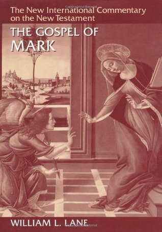 Get The Gospel according to Mark: The English Text With Introduction, Exposition, and Notes (The New International Commentary on the New Testament) by William L. Lane PDF
