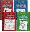 Diary of a Wimpy Kid: #1-3 & Do-It-Yourself Book