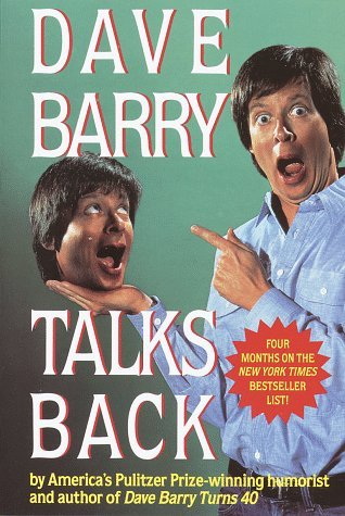 Dave Barry Talks Back by Dave Barry