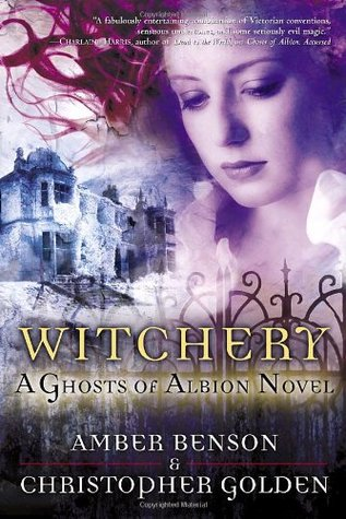 Witchery by Amber Benson