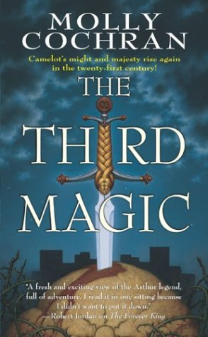 Read online The Third Magic (Forever King #3) PDB by Molly Cochran