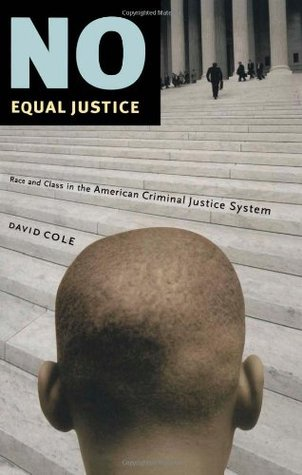 No Equal Justice by David    Cole