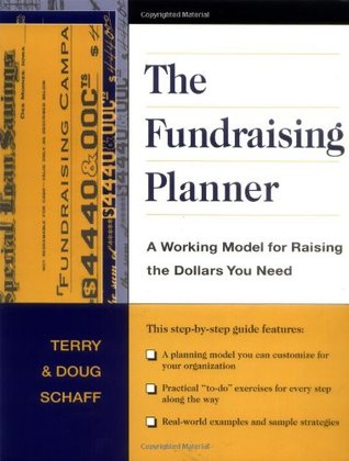 The Fundraising Planner by Terry Schaff