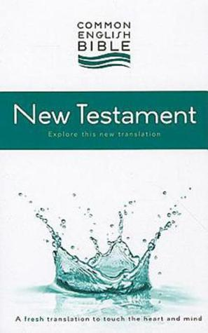 Common English Bible New Testament Softcover by Christian resources Develop...