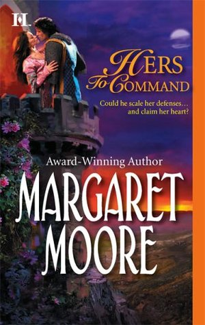 Hers To Command by Margaret Moore