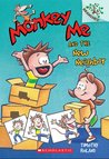 Monkey Me #3: Monkey Me and the New Neighbor (A Branches Book) - Library Edition