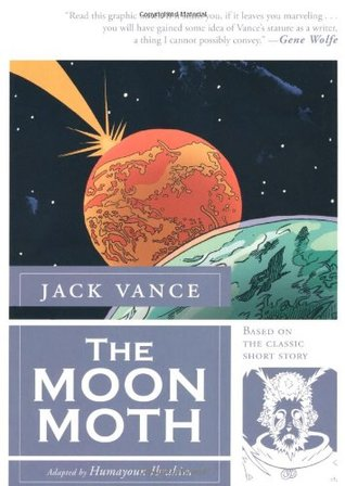 The Moon Moth by Jack Vance