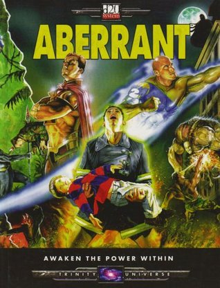 Aberrant by Mike Lee