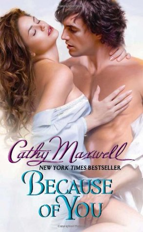 Because of You by Cathy Maxwell