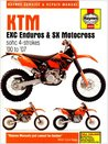 Haynes Manuals Manual Ktm Exc/Sx 00-07 4629
