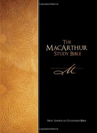 The Preacher's Bible - Designed by John MacArthur ...