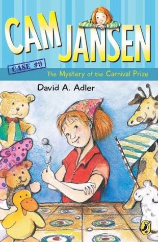 The Mystery of the Carnival Prize by David A. Adler