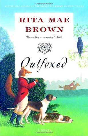 Outfoxed by Rita Mae Brown