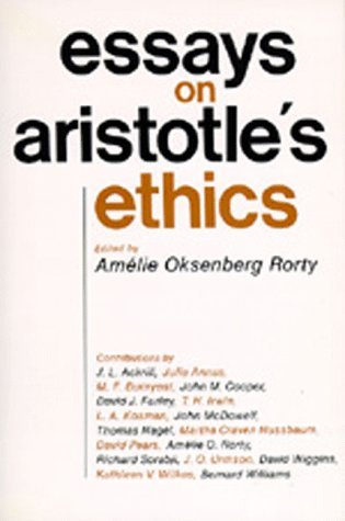 essay on aristotle friendship