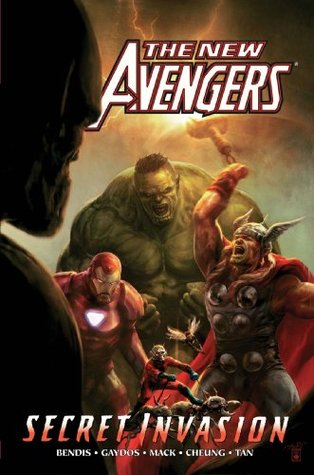 The New Avengers, Vol. 8 by Brian Michael Bendis