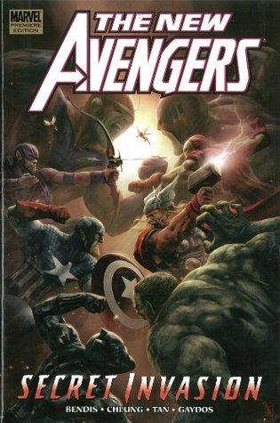 The New Avengers, Vol. 9 by Brian Michael Bendis