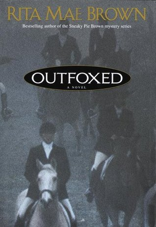 """Outfoxed (""""Sister"""" Jane, #1)"""