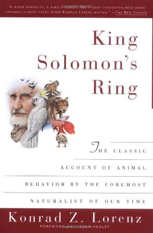 King Solomon's Ring by Konrad Lorenz