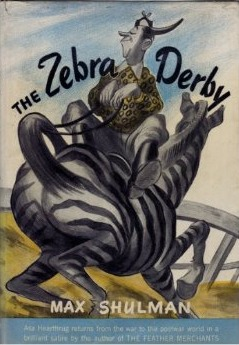 The Zebra Derby by Max Shulman