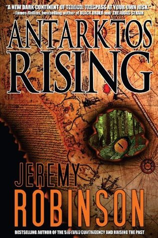 Antarktos Rising by Jeremy Robinson