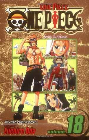 One Piece, Volume 18 by Eiichiro Oda