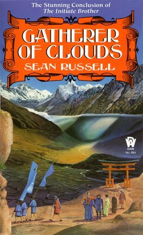 Gatherer of Clouds by Sean Russell