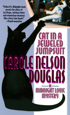 Cat in a Jeweled Jumpsuit (Midnight Louie, #11)