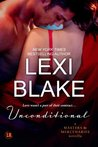 Unconditional (Masters and Mercenaries, #5.5)