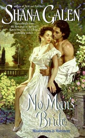 No Man's Bride (Misadventures in Matrimony, #1)
