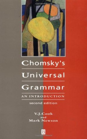 chomskys universal grammar an introduction by vivian