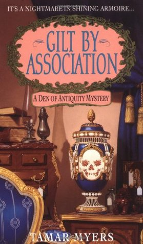 Gilt By Association by Tamar Myers