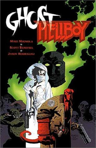 Ghost/Hellboy Special by Mike Mignola