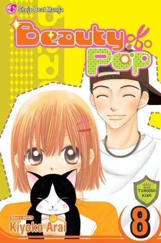 Beauty Pop, Vol. 8 by Kiyoko Arai
