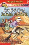 Expedition Down Under (The Magic School Bus Chapter Book, #10)