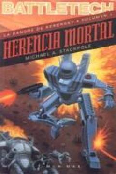 Herencia Mortal descarga pdf epub mobi fb2