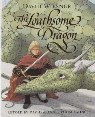 The Loathsome Dragon by David Wiesner