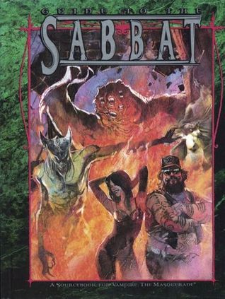 Guide to the Sabbat by Justin Achilli