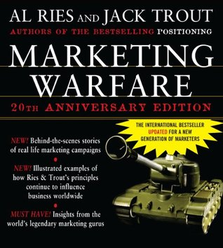 Marketing Warfare by Al Ries