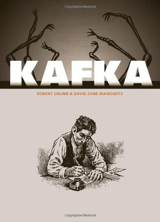 Kafka by David Zane Mairowitz