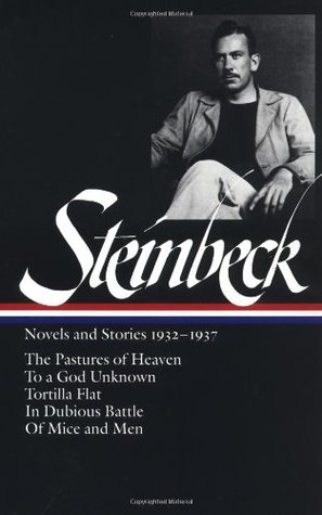Novels & Stories 1932-37 by John Steinbeck