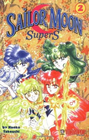 Sailor Moon SuperS, Vol. 02 by Naoko Takeuchi