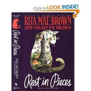 Rest in Pieces by Rita Mae Brown