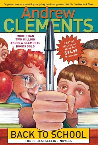 Back to School (Boxed Set) by Andrew Clements