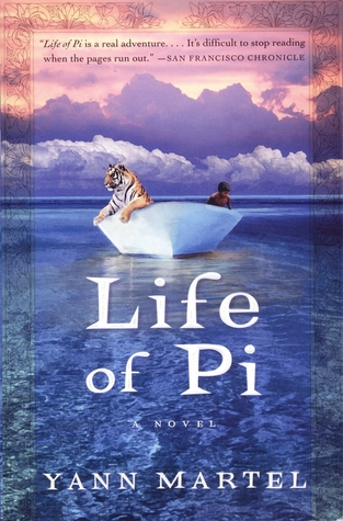 Life of Pi by Yann Martel