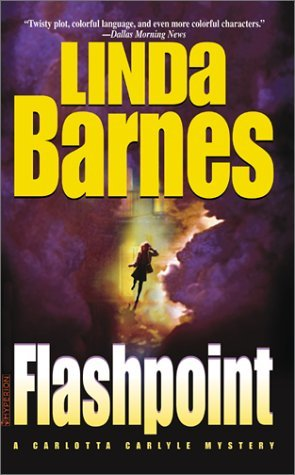 Flashpoint by Linda Barnes