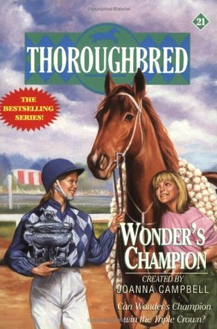 Wonder's Champion by Joanna Campbell