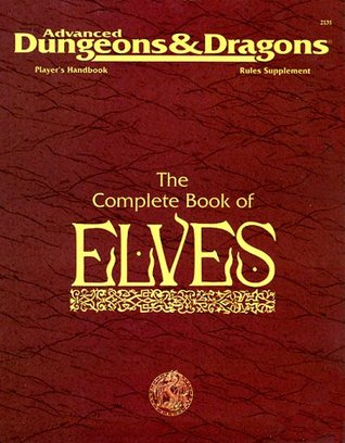 The Complete Book of Elves by Colin McComb
