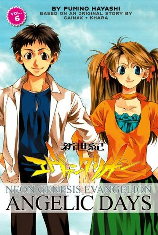 Neon Genesis Evangelion: Angelic Days Volume 6